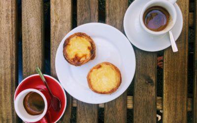 Pastéis de nata – portugalskie smaki