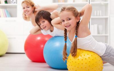 Techniki relaksacyjne dla mamy i dziecka